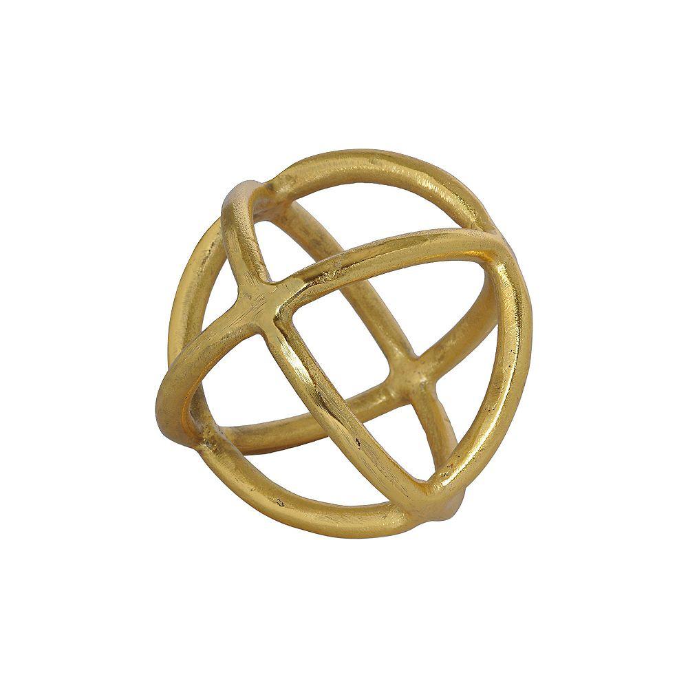 Notre Dame Design Azimuth Gold Statue