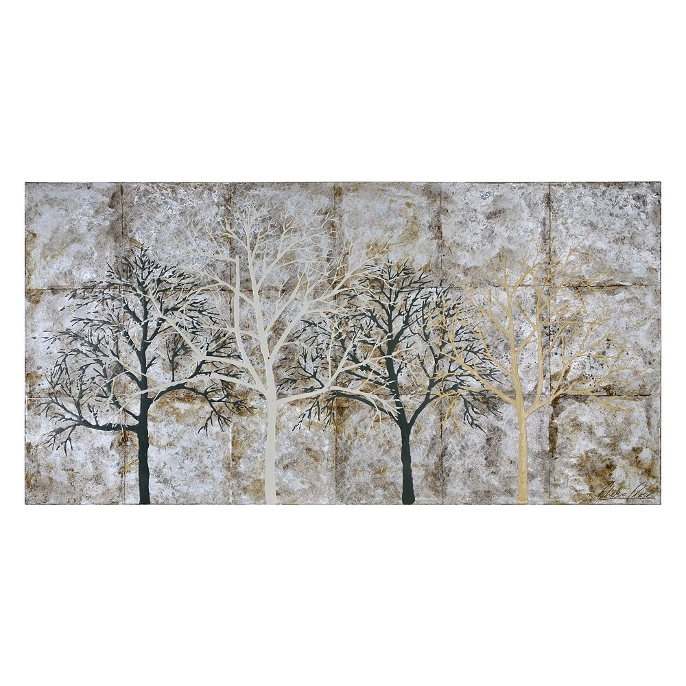 Ren-Wil North Hills Canvas Art