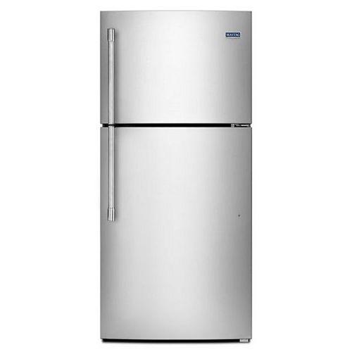 30-inch W 19 cu.ft. Top Freezer Refrigerator in Fingerprint Resistant Stainless Steel