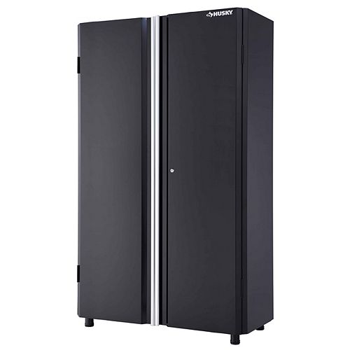 48-inch W x 72-inch H x 18-inch D Steel Garage Floor Cabinet
