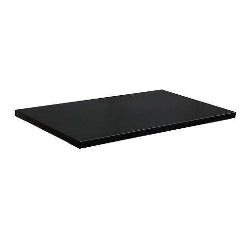 36-inch W x 1-inch H x 15-inch D Steel Shelf Set for 36-inch Tall Garage Cabinet (2-Pack)