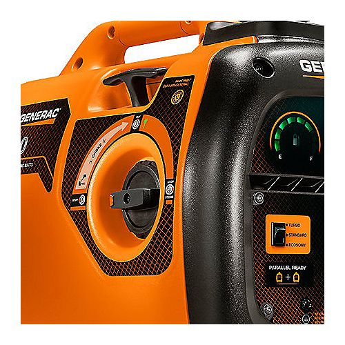 iQ 2000 Watt Ultra Quiet Gasoline Powered Inverter Portable Generator