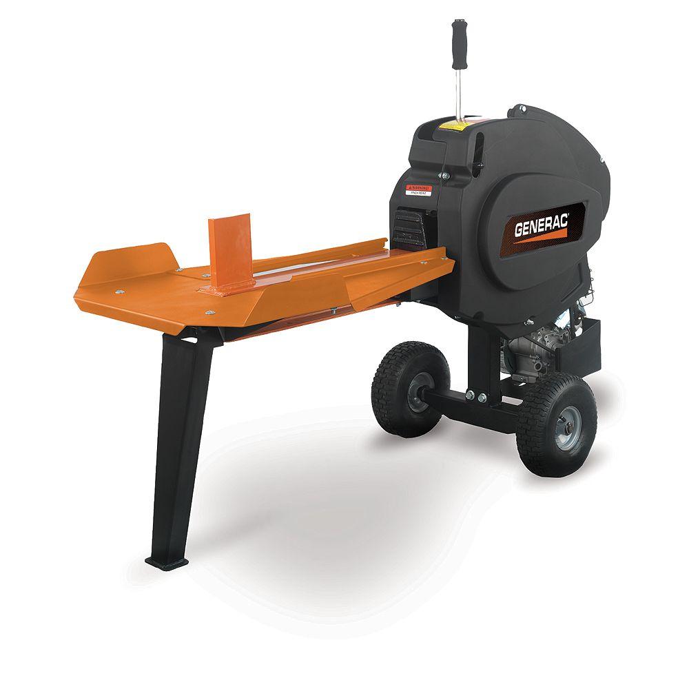 Generac 22 Ton Kinetic Log Splitter