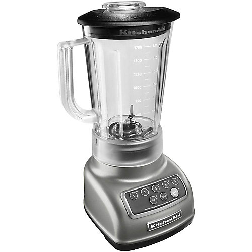 5-Speed Classic Blender in Silver