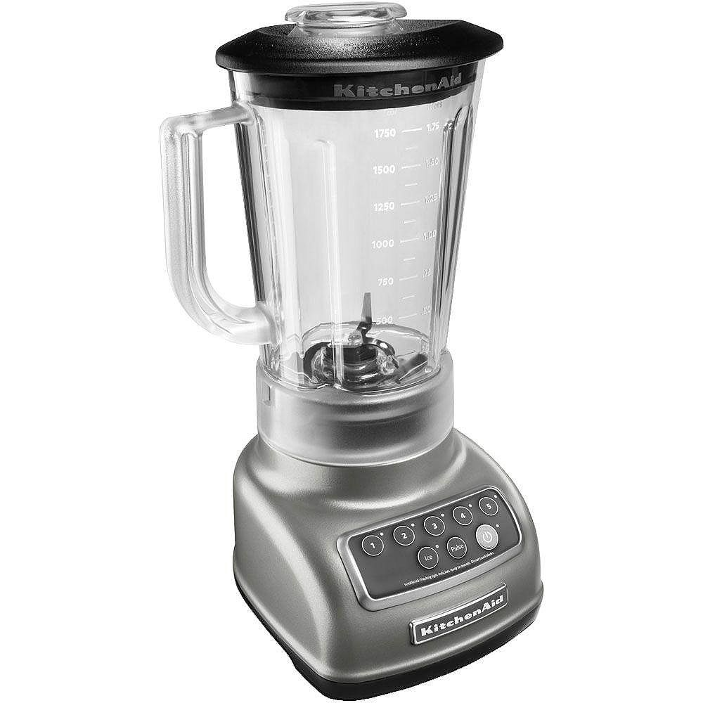 KitchenAid 5-Speed Classic Blender in Silver