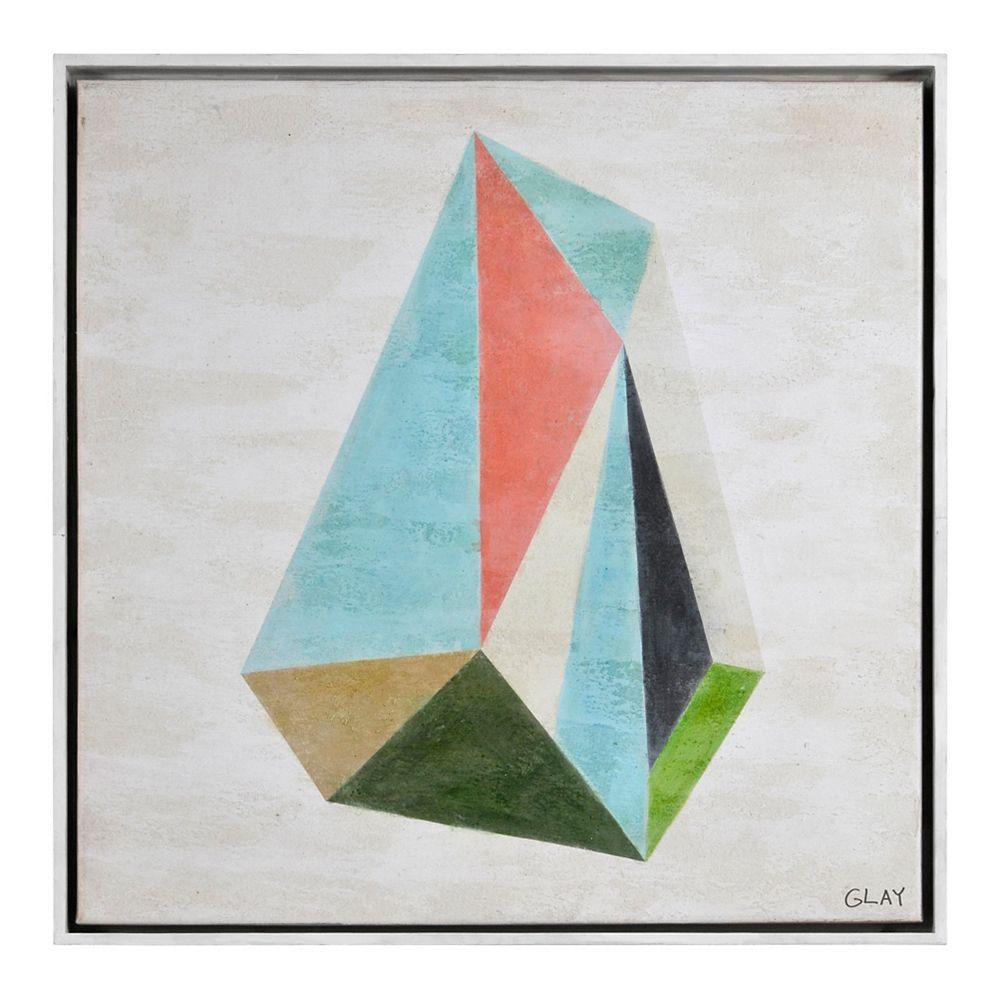 Ren-Wil Trekant I Canvas Art