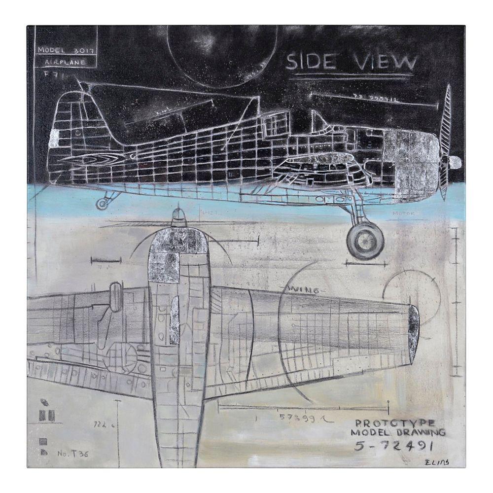Ren-Wil Merchant Marine Canvas Art