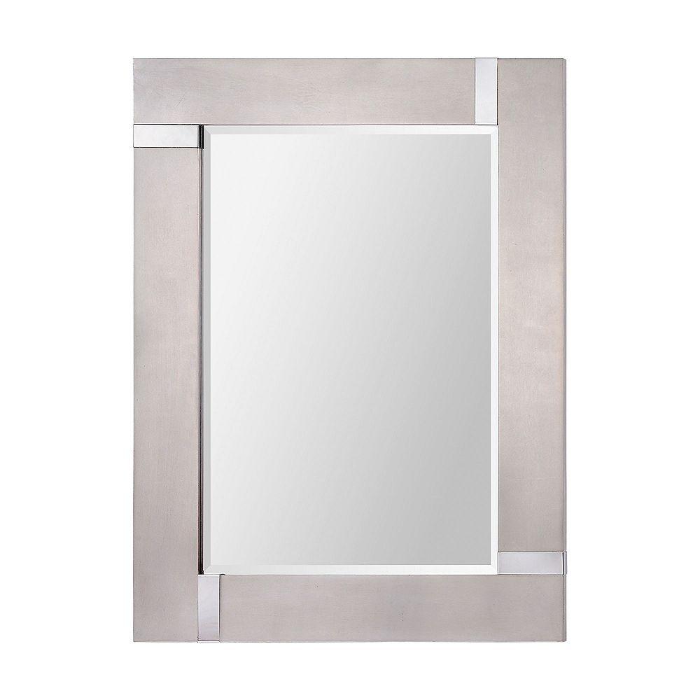 Notre Dame Design Capiz  Mirror
