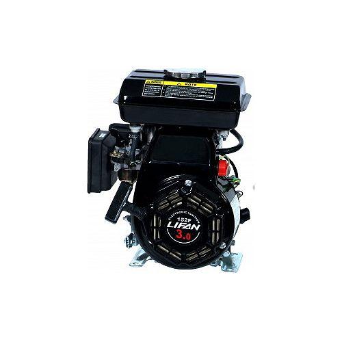 5/8-inch 3 HP 97.7cc OHV Recoil Start Horizontal Shaft Gas Engine