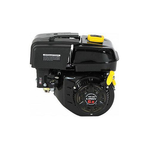 LIFAN 6.5 HP OHV Electric/Recoil Start Horizontal Keyway Shaft Engine