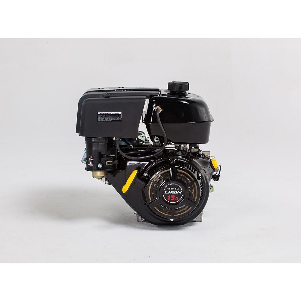 LIFAN 13 HP 389cc OHV Recoil Start Horizontal Shaft Engine