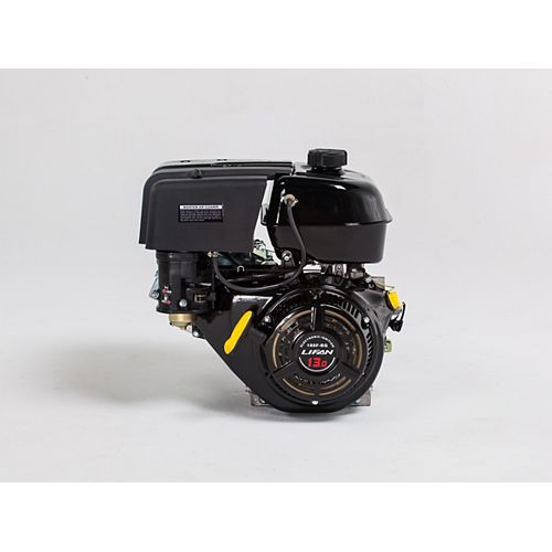 1-inch 13 HP 389cc OHV Electric Start Horizontal Keyway Shaft Gas Engine
