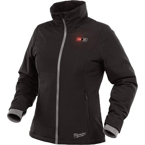 Milwaukee Tool M12 Heated Women's Jacket Kit - Black - Small