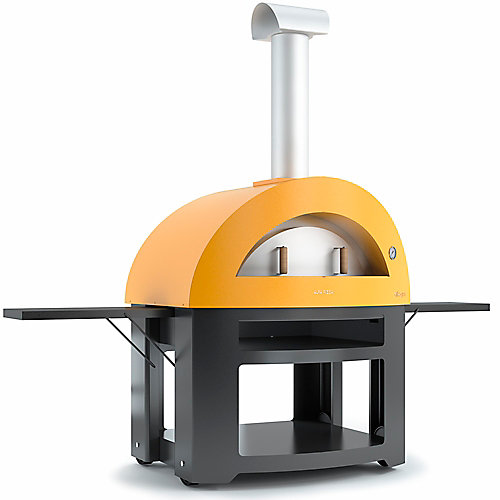 Forno Allegro with cart - yellow