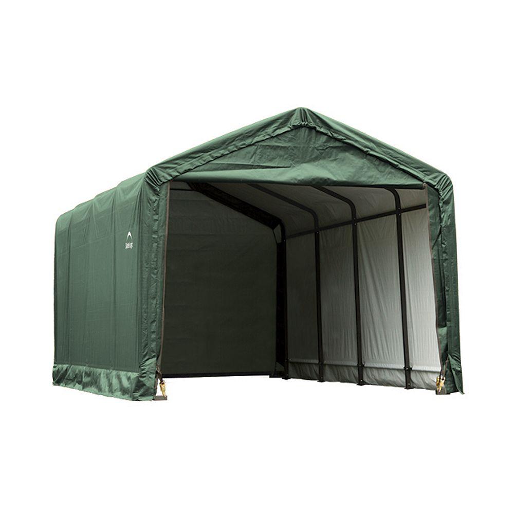 ShelterLogic ShelterTube 12 ft. x 20 ft. x 11 ft. Peak ...