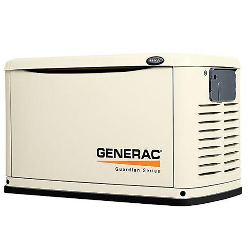 11,000 Watt Automatic Steel Standby Generator