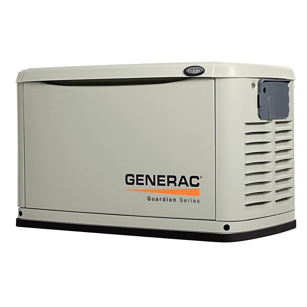 Generac 11,000 Watt Automatic Aluminum Standby Generator