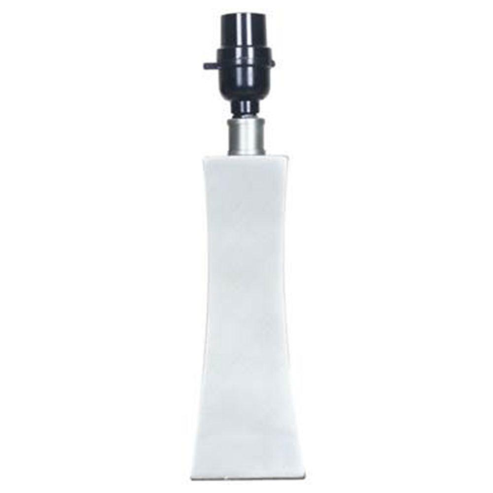 Hampton Bay Mix & Match Nickel Modern Accent Lamp