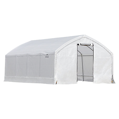 AccelaFrame 12 ft. x 20 ft. x 9 ft. Greenhouse