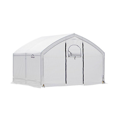 AccelaFrame HD 12 ft. x 10 ft. x 9 ft. Greenhouse