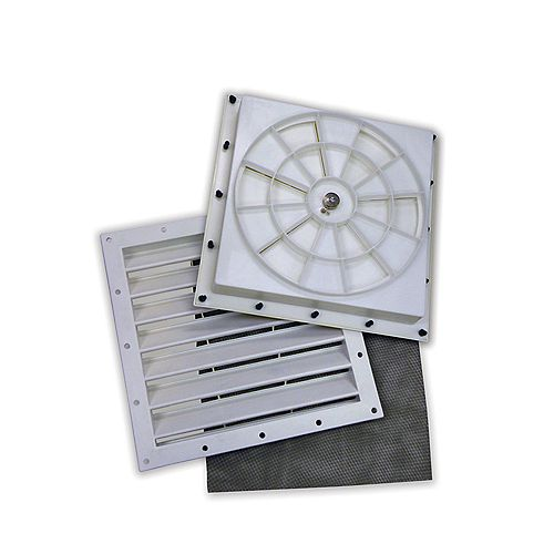 ShelterLogic Automatic Shelter Vent Kit (2-Pack)