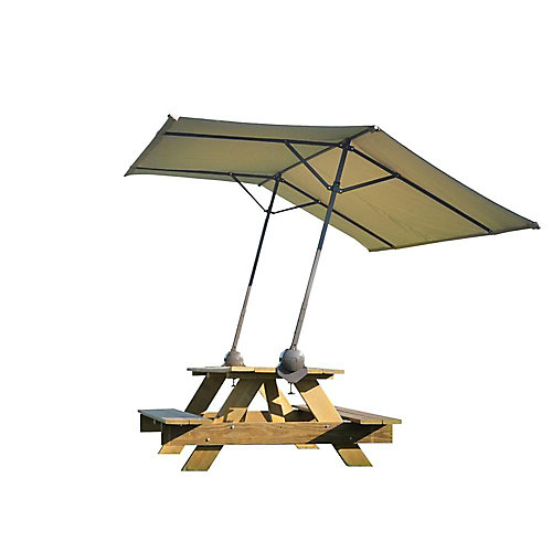 Parasol de Table Portable