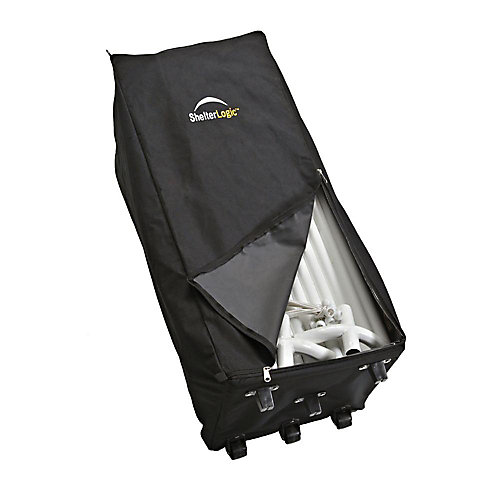 Store-IT Canopy Rolling Storage Black Bag
