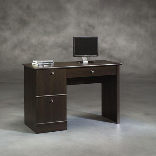 Bureau pour ordinateur en merisier cannelle