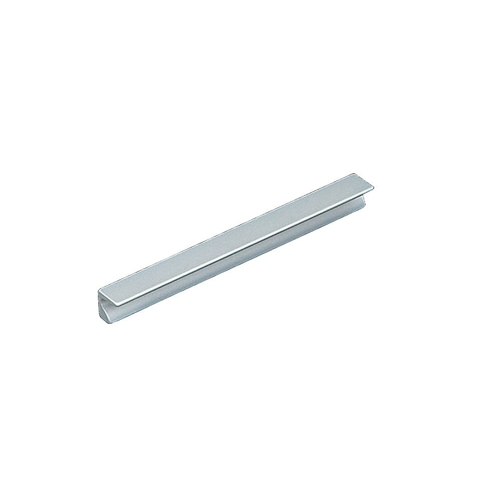 Richelieu Vigevano Collection 5 1/32 in (128 mm) Center-to-Center Aluminum Contemporary Cabinet Pull