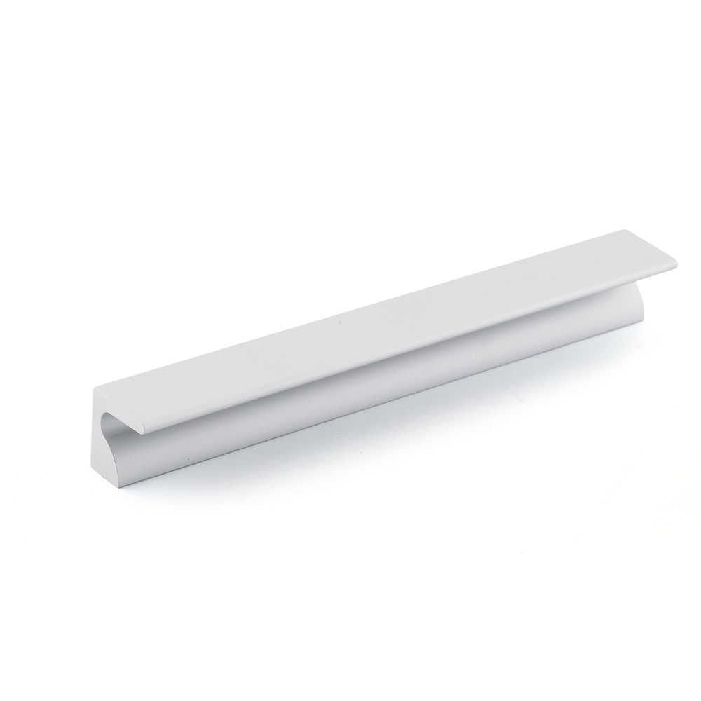 Richelieu Vigevano Collection 3 25/32 in (96mm) Center-to-Center Aluminum Contemporary Cabinet Pull