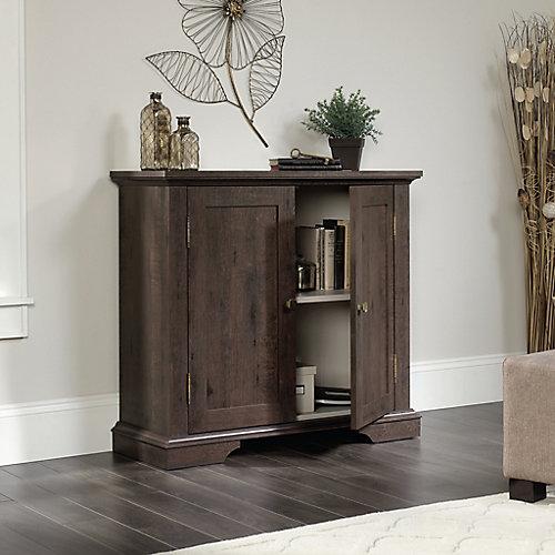 New Grange Accent Storage Cabinet in Coffee Oak