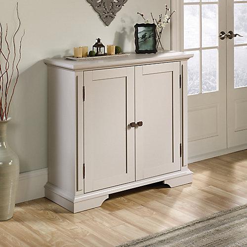 New Grange Accent Storage Cabinet in Cobblestone