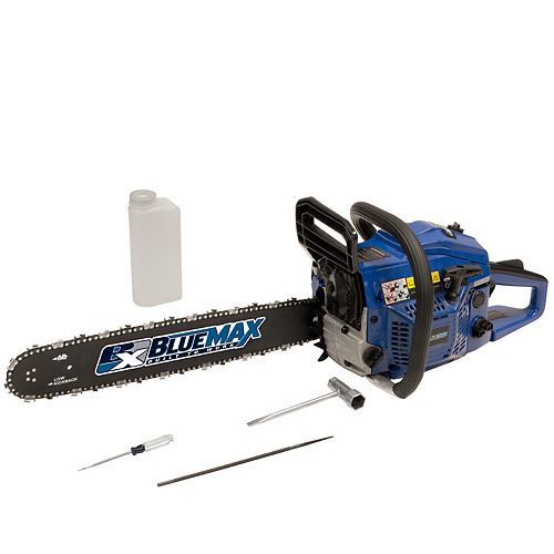 Blue Max 18-inch 45cc Heavy Duty Gas Chainsaw