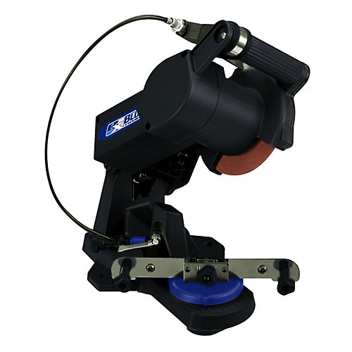 Electric Powered Universal Chainsaw Sharpener