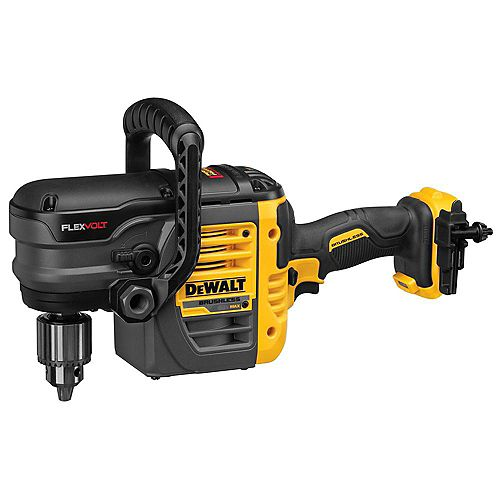 FLEXVOLT 60V MAX Lithium-Ion Cordless Brushless 1/2-inch Stud and Joist Drill with E-Clutch (Tool-Only)