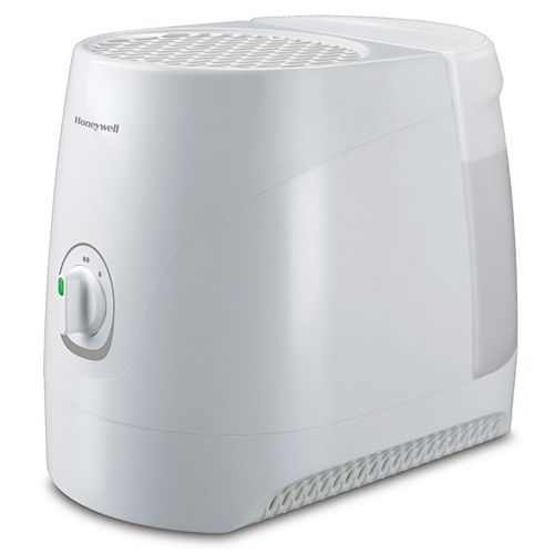 Honeywell Quiet Comfort Cool Moisture Humidifier for Small - Medium Sized Room, 0.8-Gallon
