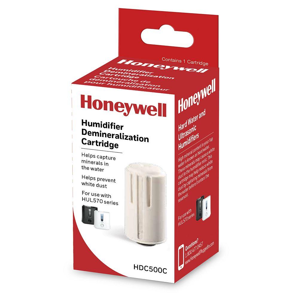 Honeywell Cartouche de déminéralisation certifiée Honeywell