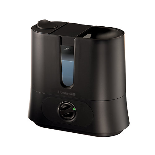 Honeywell Top-Fill Ultrasonic Cool Mist Humidifier for Medium Sized Room, 1.25-Gallon