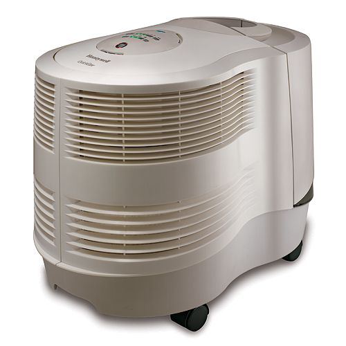 Honeywell Console Cool Moisture Humidifier for Multi-Room, 3.4-Gallon