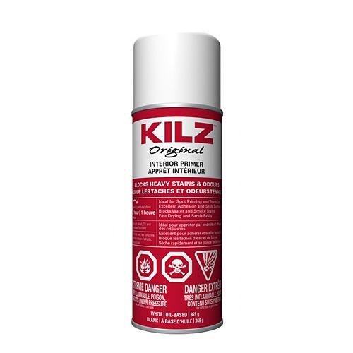 KILZ ORIGINAL - Apprêt intérieur - aérosol 369 g