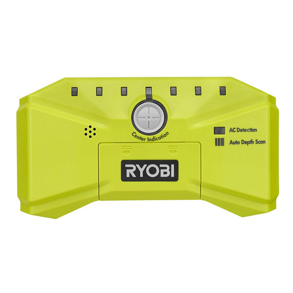 RYOBI Whole Stud Detector with Auto Depth Scan