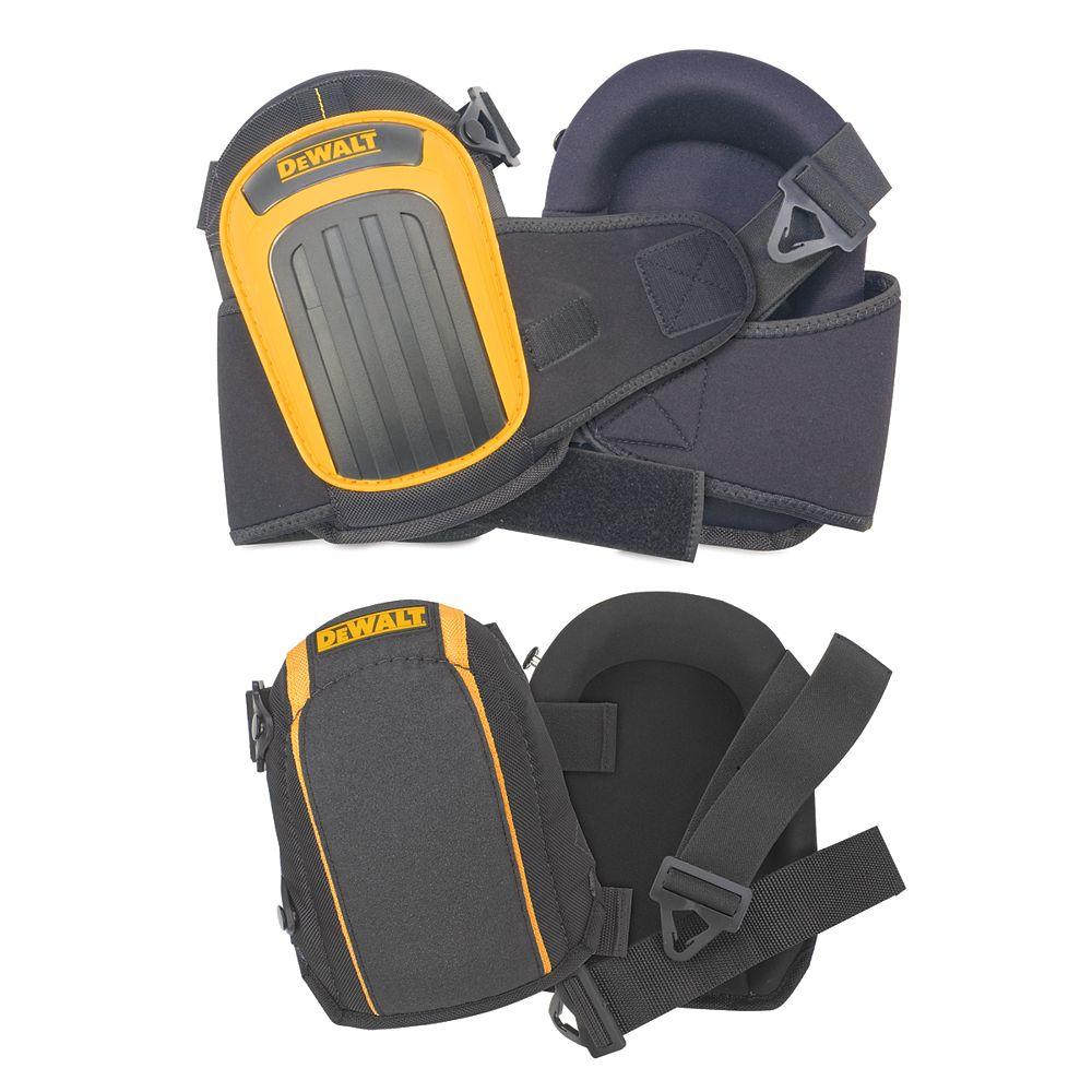 DEWALT DG5204 Professional Layered Gel Kneepad (2-Pack)