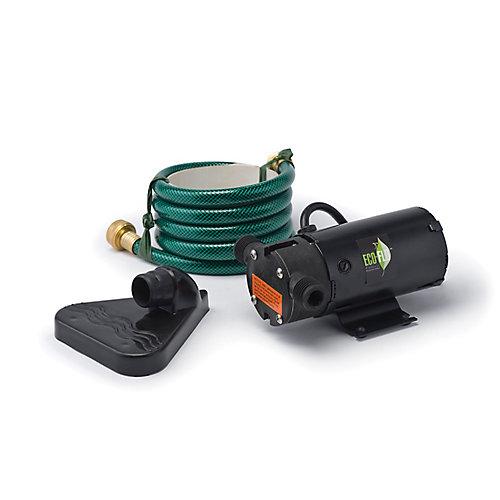 Pompe utilitaire portative, 350gal/h, 115V