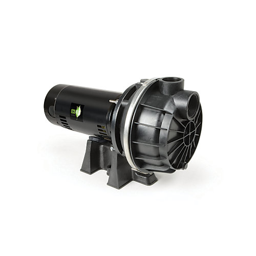 1HP Thermoplastic Lawn Sprinkler Pump