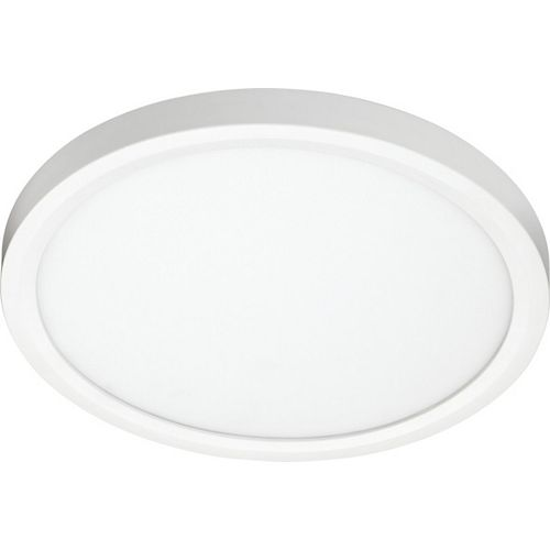 Plafonnier LED Strak 7 pouces 13W Dimmable 3000K Blanc 1610LM - ENERGY STAR®