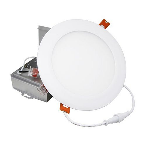 "Gendarmerie LED 7 "" Surface disque Fixture 13w 3000K 840lm BN- ENERGY STAR®"