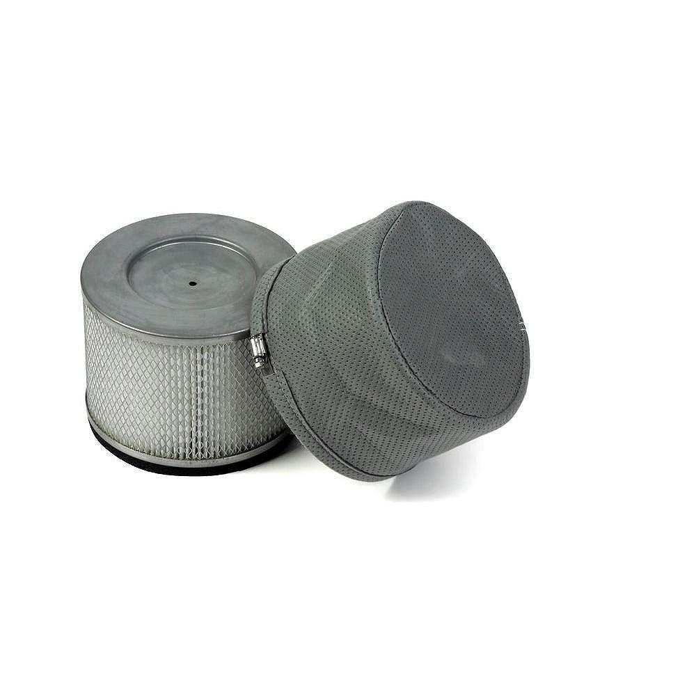 RIDGID Filtre certifié HEPA pour RIDGID RV2400HF aspirateurs HEPA sec/humide