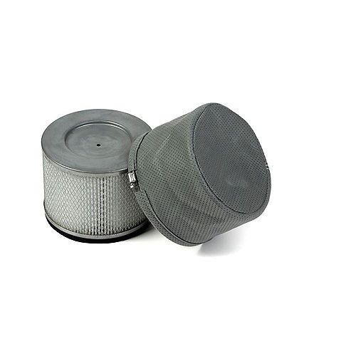 Certified HEPA Filter with Pre-Filter for  RV2400HF HEPA Wet/Dry Vacuum