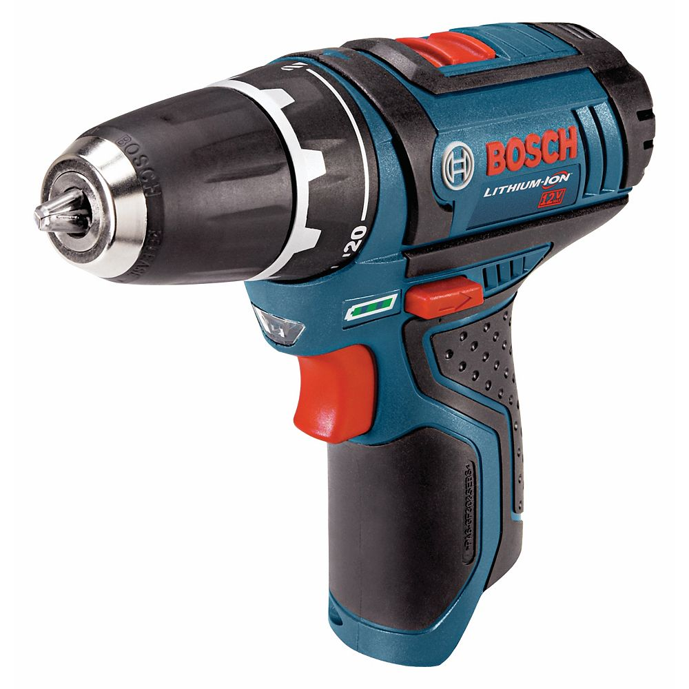 Bosch 12V MAX 3/8 Inch Drill Driver with Exact-Fit Insert Tray