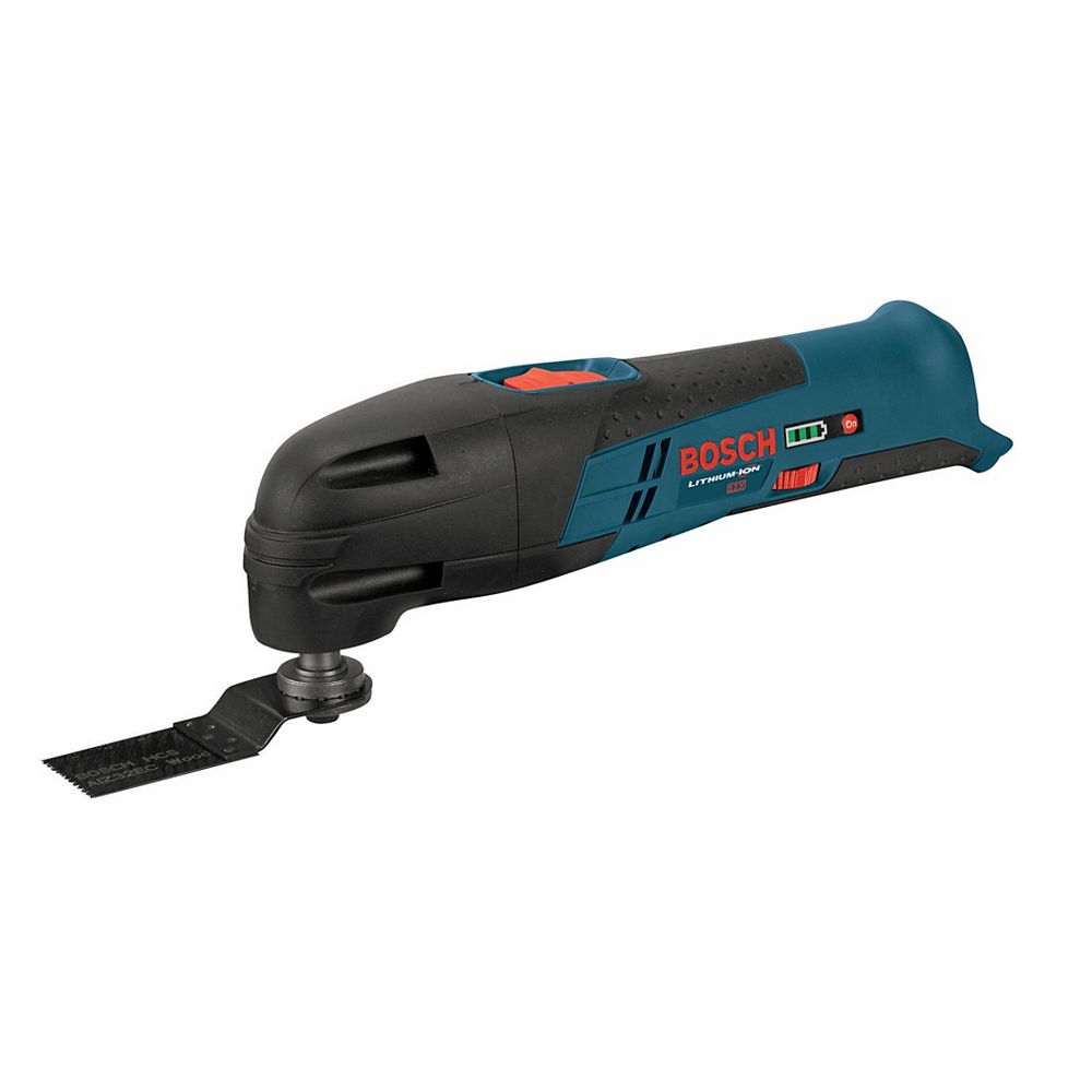 Bosch 12 V Multi-X Oscillating - Tool Only with L-BOXX Insert